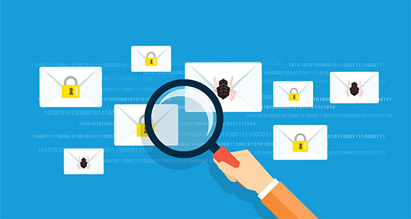 email security illustration